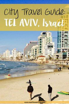 City Travel Guide for TEL AVIV, Israel! A guide to all things Tel Aviv including food, what to do, bars, where to stay, day trips and more!