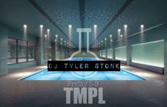 Tyler Stone Ακολουθήστε · 13 ώρες ·   Sick of this heat? Come to TMPL GYM and take a dip in the salt water pool, child.  I'm djing from 5-9. 😎