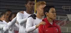 Stony Brook Men's Soccer Inspires Young Boy To Stay Strong
