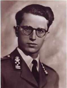 ignoring history for just a moment...  [King Baudouin of Belgium]