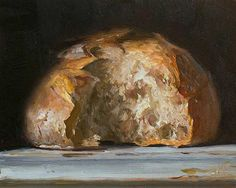 Boule A Daily painting by Julian Merrow-Smith
