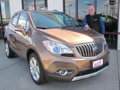 Did you see Buick sales manager Mike Brown with the Buick Encore in the South Bend Tribune? Check it out: http://www.southbendtribune.com/classifieds/cars/encore-attracts-new-buyers-to-buick-brand/article_34e167bb-fc99-5d5c-bc51-93cfb2415964.html