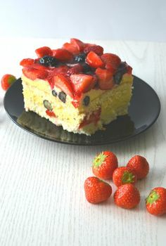 Berry Mousse Cake - Fabelhafte Desserts