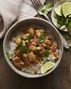 Thai Chicken Coconut