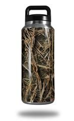 WraptorCamo Grassy Marsh Camo - Decal Style Skin Wrap fits Yeti Rambler Bottle 36oz (YETI NOT INCLUDED)