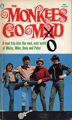 The Monkees Go Mod