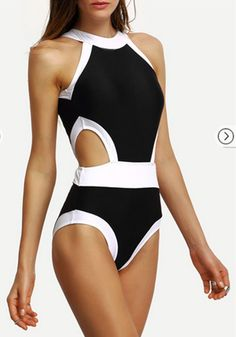 15 essentials in you luggage this summer. SheIn Swimsuit