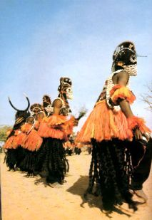 Dogon Tribe | the dogon people are an indigeous tribe who occupy a region in mali ...