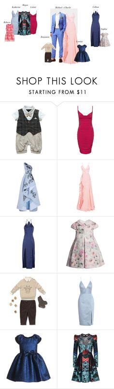 """Falling from cloud nine Crashing from the high I'm letting go tonight I'm falling from cloud nine."" by bummbl3b33 ❤ liked on Polyvore featuring Monique Lhuillier, Alex Perry, Halston Heritage, Zimmermann, David Charles, Elie Saab and RED Valentino"