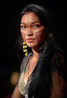 Native American Girls, Native American Beauty, American Indians, South American Women, American Indian Girl, Native Girls, Pretty People, Beautiful People, Beauty Around The World