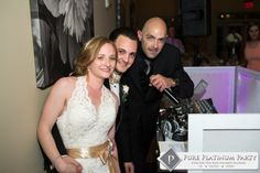 Danielle  Matt   #weddingdj #weddingentertainment #weddings #uplighting #pureplatinumparty #photobooths #WeddingEntertainment #nyweddings #njweddings