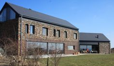 Vakantiehuis 28 personen - Berismenil - Ardennen