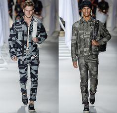 Denim Jeans Raw Selvedge Luxury Designer Label Brands Fashion Week Runway Catwalks Season Collection Lookbooks FASHION FORWARD CURATION Tren...