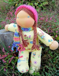 Toddler Doll by thiscosylife, $75.00