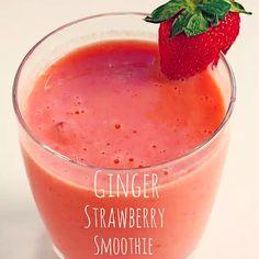 Risultati immagini per immagine smoothie energizzante con fragole e arancia