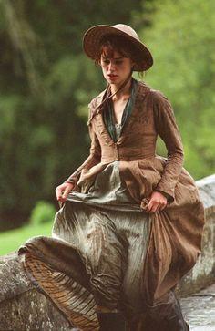 Keira Knightley as Lizzy Bennet in Pride & Prejudice 2005