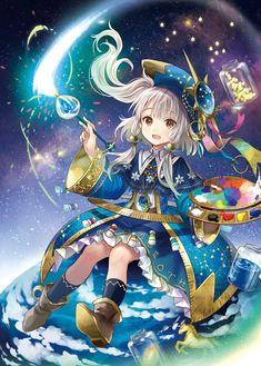Imagem de anime girl