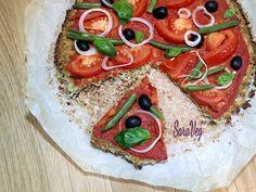 SaraVeg: Pizza di cavolo senza farina - Vegan