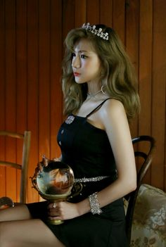 Kpop Girl Groups, Korean Girl Groups, Kpop Girls, Crazy Girls, Cute Girls, Pink Panda, Indian Princess, Female Stars, Girl Bands