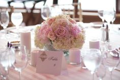 Pink and Gold Brides :  wedding gold pink wedding Table Setting 1