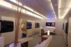 Air travel in style on Qantas...just going to cost you the price of a First Class international ticket.