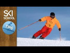 Carving - Seven Deadly Sins (Parallel Skiing Tips) - YouTube