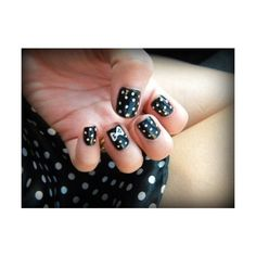 Tumblr, found on polyvore.com   I love these dots!
