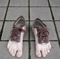 these shoes are really cool...in a super creepy way.