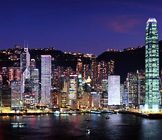 Hong Kong - (Chinese: 香港) is one of two special administrative regions (SARs) of the People's Republic of China (PRC), the other being Macau. A city-state situated on China's south coast and enclosed by the Pearl River Delta and South China Sea,[10] it is known for its expansive skyline and deep natural harbour. With a land mass of 1,104 km2 (426 sq mi) and a population of seven million people, Hong Kong is one of the most densely populated areas in the world.