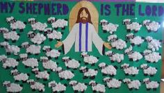 first holy communion art ideas for teachers Sacrament Of Penance, Religious Bulletin Boards, Religion Activities, Catholic Schools Week, Birthday Bulletin, Classroom Crafts, Preschool Crafts, Classroom Ideas, Bible Story Crafts