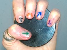 Witness nails acrylic