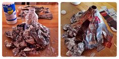 how to make a paper mache volcano                                                                                                                                                                                 More