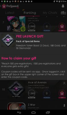 Pre-Register to Claim Your Gift!