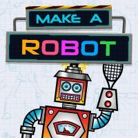 Make a Robot | A fun activity for children of all ages - click and drag parts to design a robot Educational Games For Kids, Art Activities For Kids, Learning Games, Make A Word Search, First Grade Games, Money Bingo, Make A Robot, Halloween Word Search, Valentines Day Words