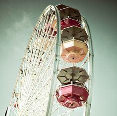 ferris wheel by faye