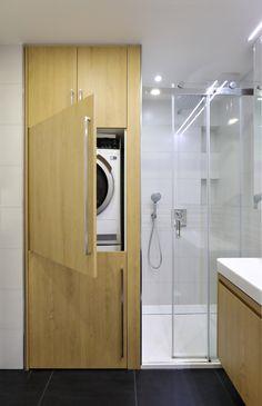 Wash N Dry, House Design, Cabinet, Mirror, Bathroom, Storage, Building, Furniture, Home Decor