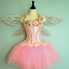 Hey, I found this really awesome Etsy listing at https://www.etsy.com/listing/186586351/fairy-costume-fairy-tale-bride-in-shades