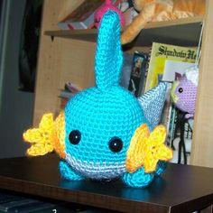 Mudkip Says Hello! by MCalhen.deviantart.com on @DeviantArt