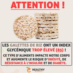 The dangers of rice cakes - santé - minceur Low Fat Protein, High Protein Recipes, Protein Foods, Rice Cake Recipes, Rice Cakes, 200 Calorie Meals, Toxic Foods, Ketosis Diet, Nutrition And Dietetics