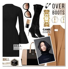 """Fall Fashion - Street style"" by anyasdesigns ❤ liked on Polyvore featuring Alexander Wang, Keepsake the Label, W. Britt, Tory Burch, Monique Péan, Tom Ford, Italia Independent and Lancôme"