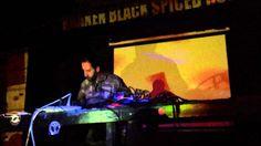 Gold Panda performing We Work Nights at Crowbar, Tampa 07-09-14