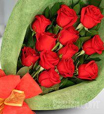 Flores para Colombia - Dia de la mujer-Para tu pareja Rose Art, Red Roses, Floral Arrangements, Lily, Tableware, Garden, Flowers, Plants, Gifts