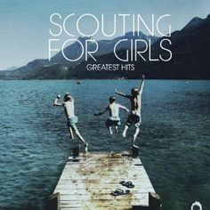 Scouting For Girls - Greatest Hits Cd 80s Album Covers, Scouting For Girls, Girls Album, Girl Artist, Indie Pop, Pop Songs, Vintage Music, Girl Bands, My Favorite Music
