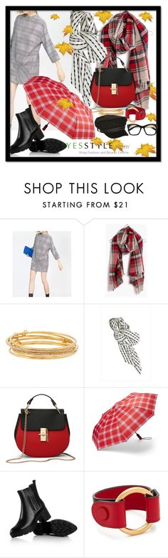 """YESSTYLE"" by mariahedanne ❤ liked on Polyvore featuring Madewell, Kate Spade, Gap, JY Shoes, Marni and River Island"