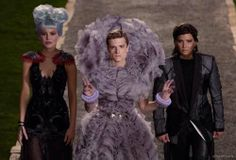 Epic face swap meets the hunger games.