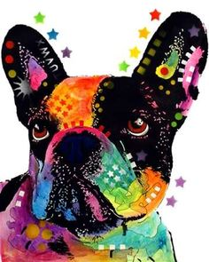 The Trademark Fine Art Dean Russo French Bulldog Framed Wall Art exudes attitude and modern creativity. Featuring a sassy French bulldog, this gallery-inspired. Framed Wall Art, Framed Prints, French Bulldog Art, Painting Prints, Art Prints, Oui Oui, Wrapped Canvas, Fine Art America, Illustration