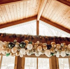 Sage Green Balloon Garland Green and White Bridal Shower by HullaballoonParty on Etsy Gold Party Decorations, Bachelorette Party Decorations, Bridal Shower Decorations, Balloon Decorations, Balloon Ideas, Its A Boy Balloons, White Balloons, Baby Shower Balloons, Balloon Lights