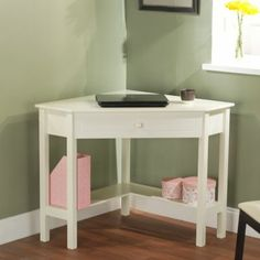 Staples®. has the TMS Wood Corner Computer Desk, Antique White you need for home office or business. FREE delivery on all orders over $19.99, plus Rewards Members get 5 percent back on everything!