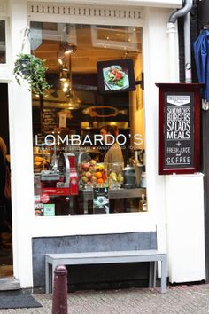 Herzstück - Amsterdam, Lombardos