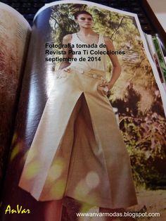 Falda Pantalón con Tablón encontrado La falda pantalón es una de las prendas que han vuelto para quedarse. Posee el aspecto y la fem...
